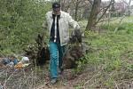 Ukliďme Česko v Jesenici a Drahouši