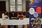 Veletrh práce a vzdělání se v Rakovníku letos konal již po čtyřiadvacáté.