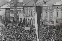 Generální stávka v Rakovníku