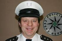 Vedoucí dopravního inspektorátu Ladislav Heller