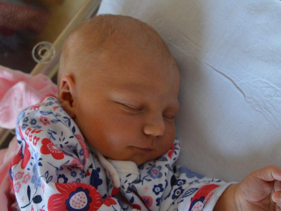 TEREZA ZELINKOVÁ SENOMATY. Narodila se 17. srpna 2019. Po porodu vážila 2,9 kg a měřila 48 cm. Rodiče jsou Jana a Jiří. Sestra Nelinka a bratr Jiřík.