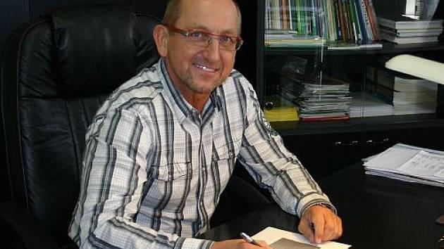 Jaroslav Mikolaš předseda Okresní agrární komory v Rakovníku