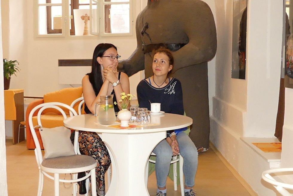 Komentovaná prohlídka výstavy Vietnam očima Jaroslava Picky v Samsonu.