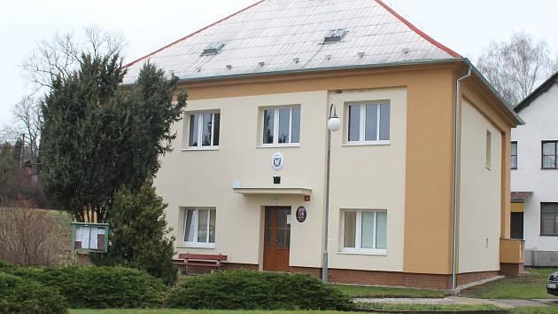 Obecní úřad Krušovice