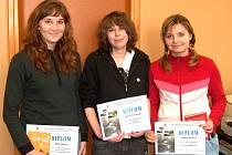 Vítězky literární soutěže
