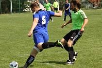 Fotbalisté Olympie Rakovník zničili rezervu Zavidova 6:0.