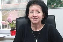 Taťána Prošková, starostka Zbečna
