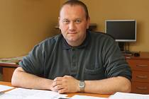 Zdeněk Netrh, starosta Šanova