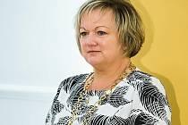 Čistecká starostka Blanka Čebišová.