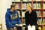 Cyklus scénických čtení Listování, to už je v Rakovníku díky městské knihovně pojem.