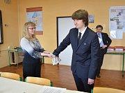 Maturity na novostrašeckém gymnáziu