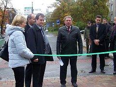 Otevření parku Na sekyře 2010
