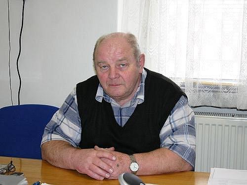 Starosta Lubné Pavel Vyskočil