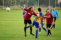 Sparta Lužná - FC PO Olešná 2:3, OP Rakovnicka - podzim 2015
