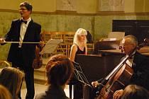 Moravské klavírní trio v Rakovníku