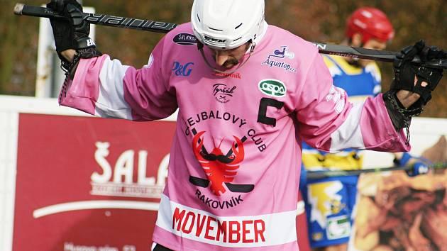 Rakovničtí hokejbalisté nestačili na Kovo