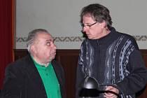 Bohumil Chochola a Jiří Roll