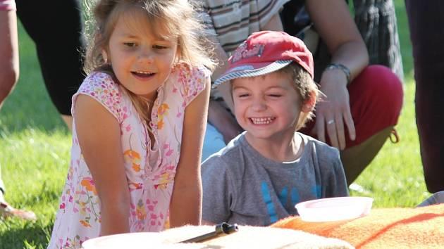 Dětský den v Lišanech