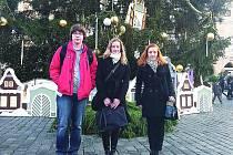 Veronika, Tomáš a Michaela