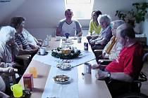 Setkání v Domově Na Zátiší