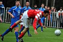 Tatran Rakovník B - Sokol Branov 5:2 (0:2)