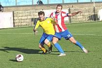 Fotbalisté SK Rakovník hráli v posledním zápase podzimu nerozhodně 1:1 s Berounem, pak prohráli na pokutové kopy.