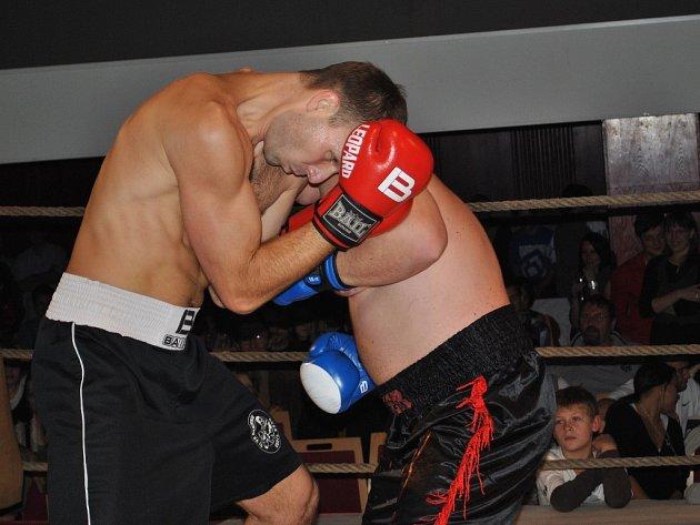 Boxeři dětem 3. ročník 2012