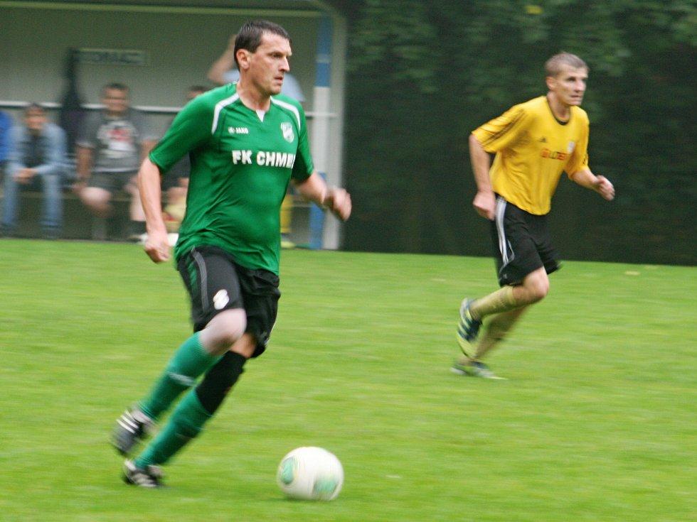 Městečko v ex-krajském derby porazilo Mutějovice