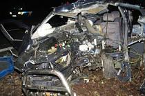 Z místa nehody u Bucku, Mercedes Vito