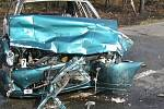 Dopravní nehoda u Kněževsi