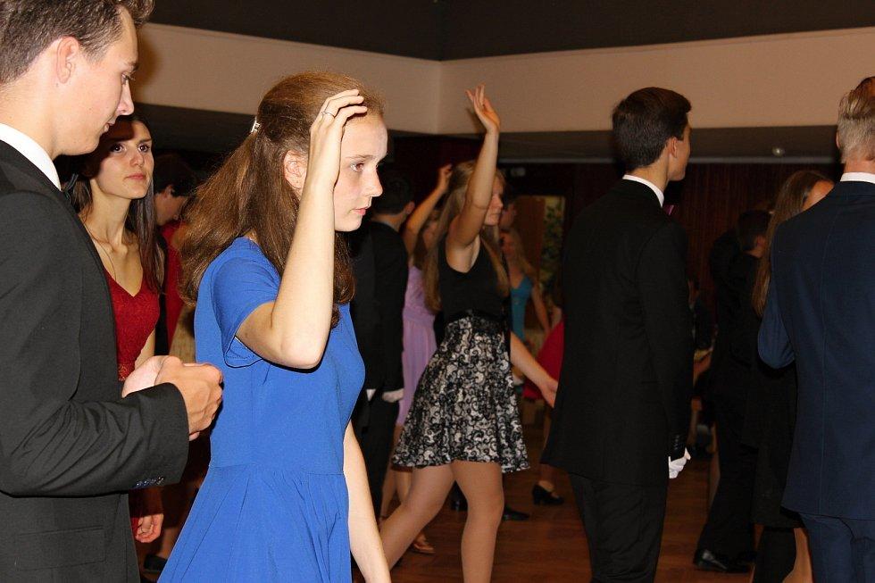 Rakovnické taneční kurzy 2017.