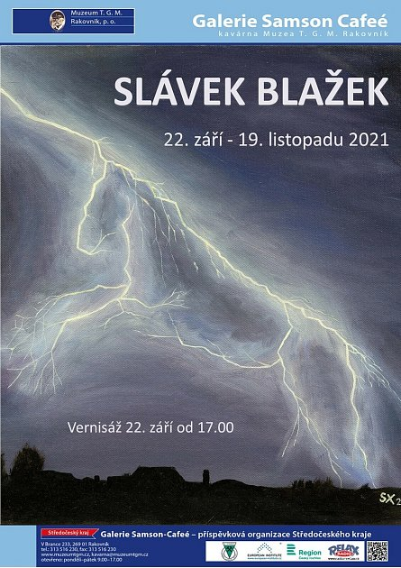 Dílo Slávka Blažka.