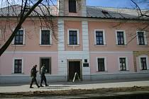 Budova ZUŠ v Novém Strašecí
