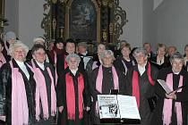 Adventní koncert v šípském kostele