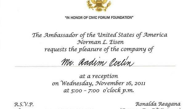 Vzácný certifikát