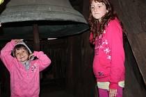 Návštěva opravené rakovnické zvonice