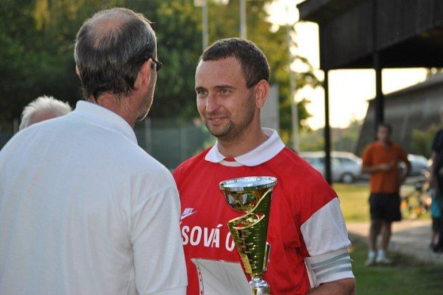 Finále poháru mezi Pavlíkovem a Olešnou vyhrála Olešná