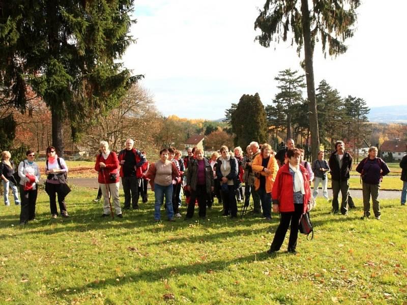 Oslava Dne stromů na Křivoklátsku 2015