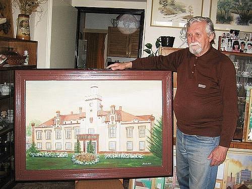 František Zubalík a jeho obraz
