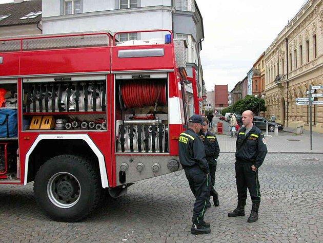 Žhář opět řádí v ulicích Rakovníka