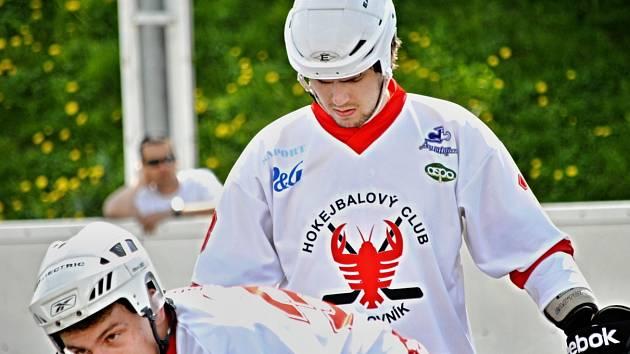 Rakovničtí hokejbalisté úvodní čtvrtfinálový zápas prohráli s rezervou Kovo Praha