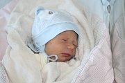 MATYÁŠ MÁNEK, RAKOVNÍK. Narodil se 7. října 2017. Po porodu vážil 2,74 kg a měřil 47 cm. Rodiče jsou Barbora a Ondřej.