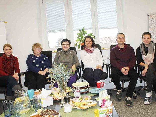 Schůzka rektorů v rakovnickém centru