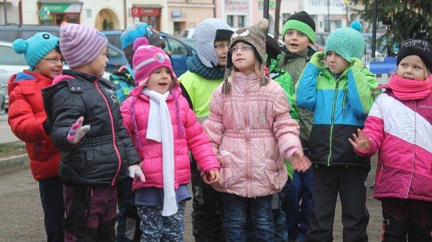 Adventní trhy v Rakovníku 2016