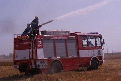 Sbor dobrovolných hasičů Kněževes.