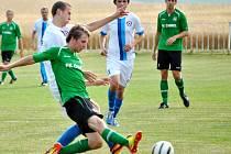Mutějovičtí našli přemožitele až ve finále Krušovického pohár. Nestačili na Votice a prohráli 0:4 (0:1)