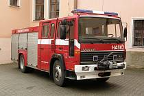 SDH Nové Strašecí - nové vozidlo