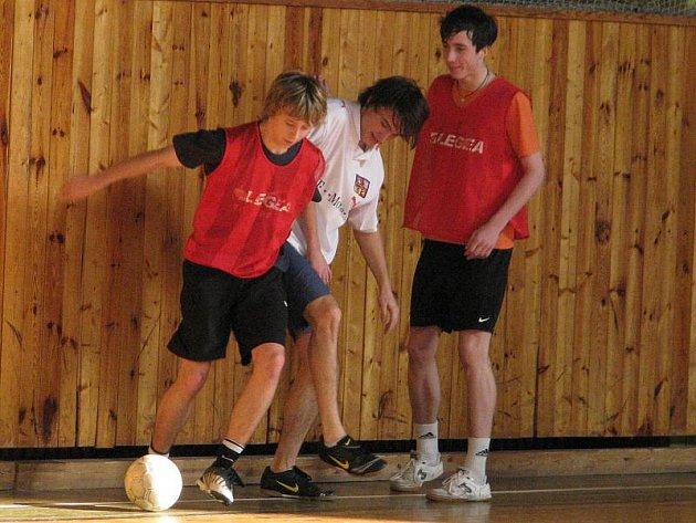 Prázdninový fotbalový turnaj