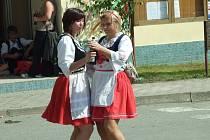 Staročeské máje v Pavlíkově 2009