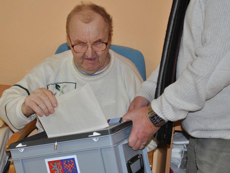 1. kolo přímé volby prezidenta na Rakovnicku